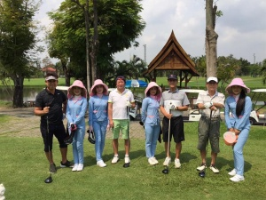 BANGKOK GOLF TOUR